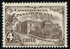 CHILE 1923 STAMP # 151 MNH CONFERENCIA PANAMERICANA