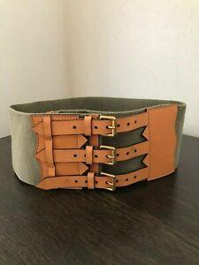 Alexander McQueen womens belt size 70 / 28
