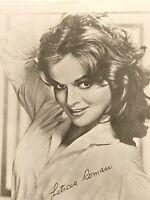Leticia Roman 4x5 Publicity Photo Actress G.I. Blues The Evil Eye