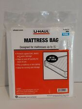 "UHAUL MATTRESS BAG KING SIZE 96""x78""x10"" BRAND NEW _C10"