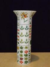 Rosenthal Studio Line Emilio Pucci Piemonte Retro Vase Designer Baumann Signed