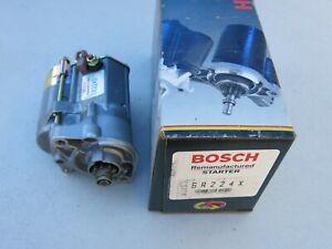 BOSCH Starter Motor Remanufactured fits 84-85 Toyota Van Wagon 2.0L-L4 (SR224X)