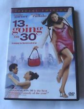 13 GOING On 30 - Special Edition DVD - Jennifer Garner & Mark Ruffalo