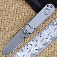 IKIV Cutlery bean small mini keyring keychina folding knife edc tools Warikomi