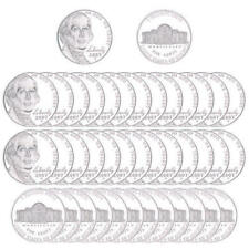 2007-S Proof Nickel Roll  2007 Proof Nickel Roll (40 Coins)