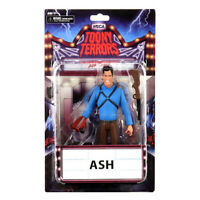 ASH EVIL DEAD 2 Neca Toony Terrors 6 Scale Action Figure IN HAND