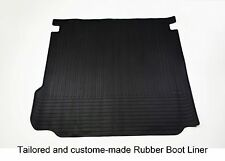Rubber Boot Liner Cargo Trunk Mat Tailored for BMW X5 F15 13-18 Custom-made HD