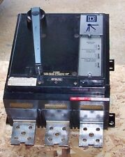 PEF1236G Square D with 1200 amp 600 volt ground fault breaker