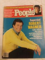 VINTAGE People Magazine - July 4 1983 - Robert Wagner - John Lennon - Lithgow