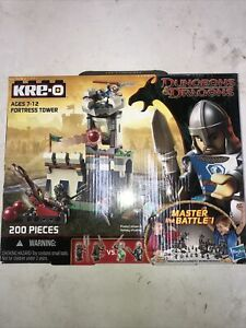 KRE-O Dungeons and Dragons Fortress Tower 200 pcs.