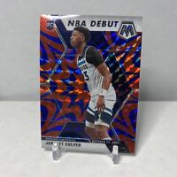 2019-20 Panini Mosaic Jarrett Culver Reactive Blue Prizm NBA Debut RC Rookie