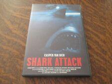 dvd shark attack avec CASPER VAN DIEN