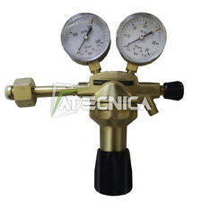 Reducer Regulator Pressure Gas Nitrogen 315bar 2 Manometers Solder