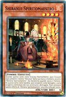 YU-GI-OH! SHIRANUI SPIRITOMAESTRO HISU-IT048 SUPER RARA
