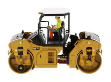 DM 85594 1/50th Caterpillar CB-13 Tandem Vibratory Roller with ROPS Truck Model