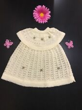 BABY DRESS FOR NEWBORNS/VESTIDOS PARA NIÑAS RECIEN NACIDAS