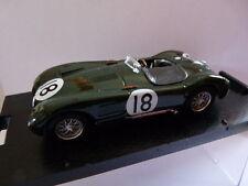 macchina 1/43 BRUMM 24 ore del Mans : JAGUAR TIPO C winner 1 st 1953 Hamilton