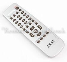 Original Akai LCD Plasma TV Remote Control Fully Tested 1 YR Warranty