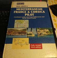 Imray Pilot Mediterranean France & Corsica revised third edition