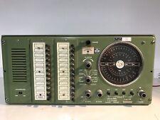 MARINE-RADIO- VINTAGE - SAILOR Type R105 Radio Sintonizador World Band Receiver