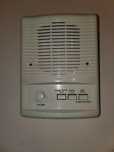 """Used Nutone ISA-335WH Indoor 5"""" Intercom Speaker IS335 IS305 IM3303 IMA3303 3003"""