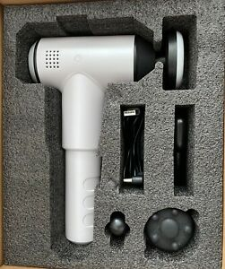 HOMEDICS PHYSIO MASSAGE GUN, Deep Tissue Heated Massager, New. RRP: £180 Boxed🌟