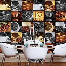 Fototapeten f r die k che g nstig kaufen ebay - Kuchenspiegel mit fototapete ...