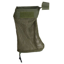 NEW Tactical Shooting Target Range Hunting Ammo Brass Catcher w Zipper OD Olive
