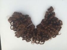 Weft Unbranded Curly Hair Extensions