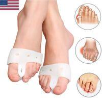 Hallux Valgus Corrector Big Toe Separators Protector Bunion Splint Straightener