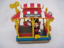 Disney Mickey Minnie Mouse Toon Town Trolley