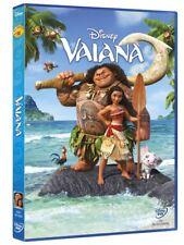 Vaiana pelicula de Disney en DVD
