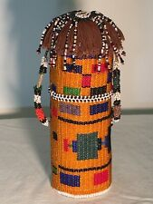 Beaded Doll Made By Pedi Girls, North Sotho Peoples, South Africa - Very Rare