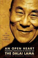 An Open Heart: Practicing Compassion in Everyday Life by Nicholas Vreeland, The Dalai Lama (Paperback / softback)