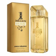 Paco 1 MILLION COLOGNE by Paco Rabanne Men one 4.2 oz EDT NEW IN BOX