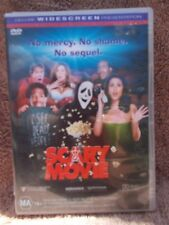 SCARY MOVIE(DELUXE WIDESCREEN PRESENTATION) DVD MA R4