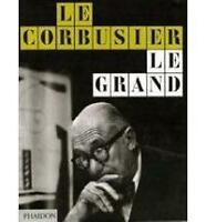 Le Corbusier Le Grand [w/Cardboard Packaging] [English and French Edition]  Very