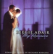 My Romance by Beegie Adair (CD, May-2008, Green Hill Productions)