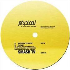 SMASH TV - MATTHEW PERVERT NEW VINYL RECORD