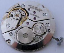 used Peseux P 7010 17 j. Watch Movement  for part