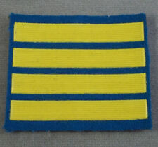 Russian / Soviet Air Force Officer Cadet Service Stripe For 4 Years