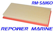 Air Filter for Volvo Penta Marine Diesel replaces:  876185, KAD32, KAD42, KAD400