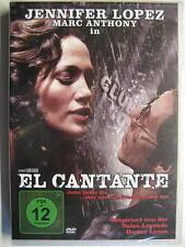 EL CANTANTE - DVD - OVP - JENNIFER LOPEZ MARC ANTHONY
