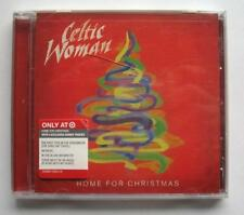 CELTIC WOMAN  HOME FOR CHRISTMAS  MUSIC CD 16 SONGS  NEW SEALED CD