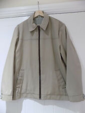Vintage men's stylish coat / jacket size Large L 42 WORN FEW TIMES mi1