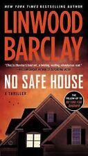 NO SAFE HOUSE BY LINWOOD BARCLAY - BRAND NEW MASS MARKET PAPERBACK - FREE SHIP J