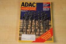 72452) Subaru Legacy 2200 - Daihatsu Applause - ADAC Motorwelt 11/1989