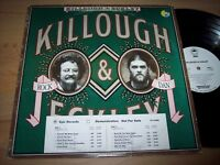 NM 1977 Killough & Eckley DEMO LP Album w/insert