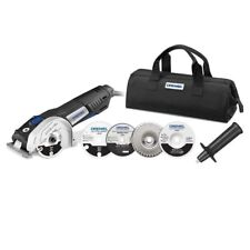 "Dremel US40 7.5 Amp 4"" Ultra-Saw Corded Circular Saw Kit (Certified Refurbished)"