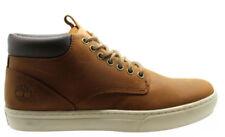 Zapatos informales de hombre marrones textiles Timberland